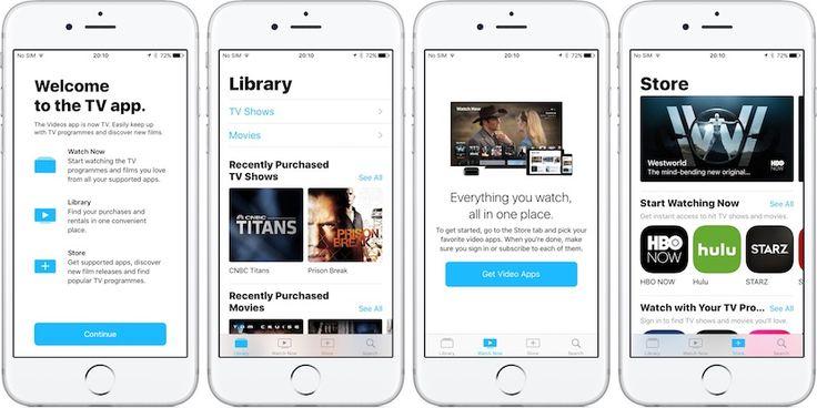 La aplicación TV aparece en otros países como anticipo de la WWDC - https://www.actualidadiphone.com/la-aplicacion-tv-aparece-en-otros-paises-como-anticipo-de-la-wwdc/