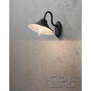 Bildresultat för fasadbelysning svart
