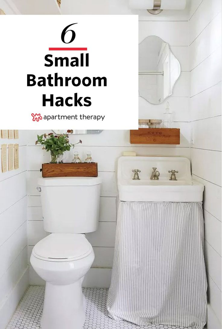 Small space solutions compact bathroom vanity hacks for Compact bathroom solutions