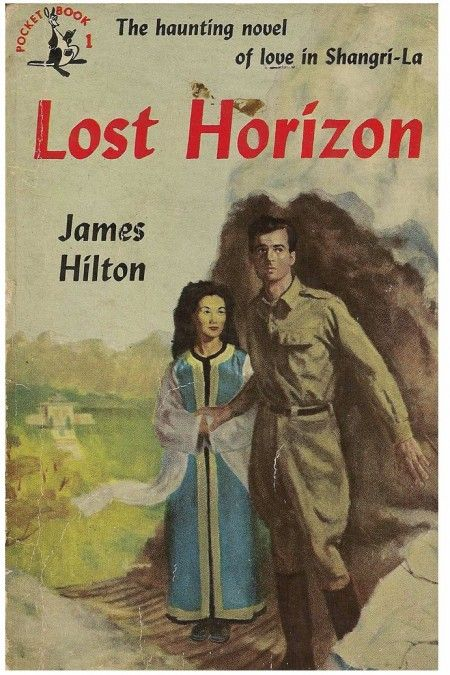 James Hilton Writing Styles in The Lost Horizon