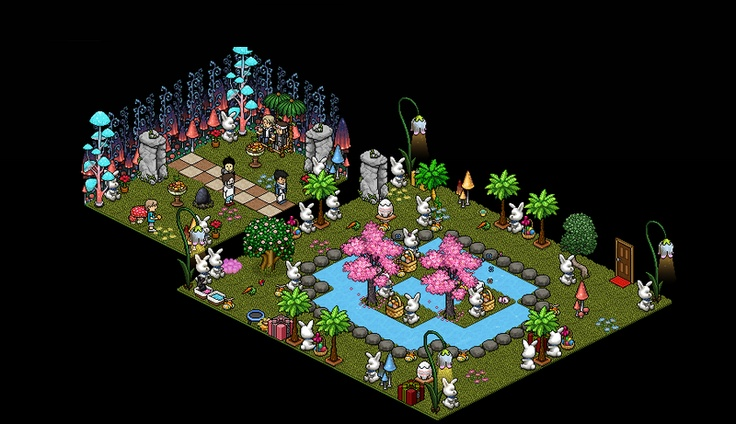 Cool Room Cool Rooms On Habbo Br Pt Pinterest Room