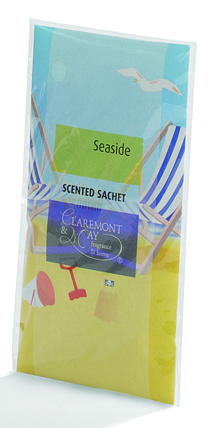 Small sachet of scented granules with a powerful, long lasting fragrance. Ideal to place in drawers, wardrobes and cars.