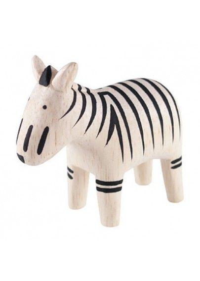 polepole Animal - Zebra