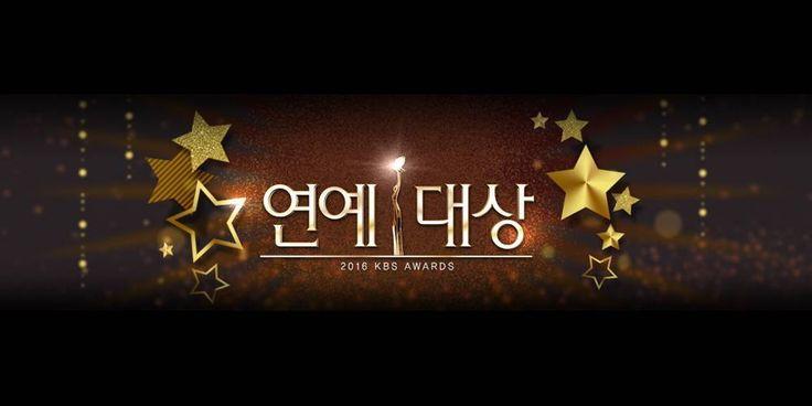 2016 KBS Entertainment Awards