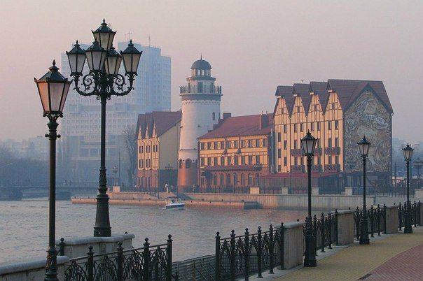 Kaliningrad. ( ex. Prussia - Konigsberg) / Калининград