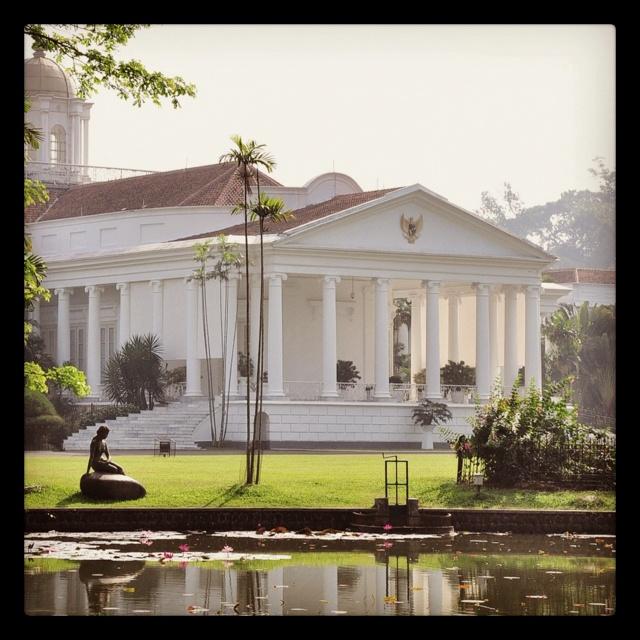 Bogor Palace - West Java Indonesia