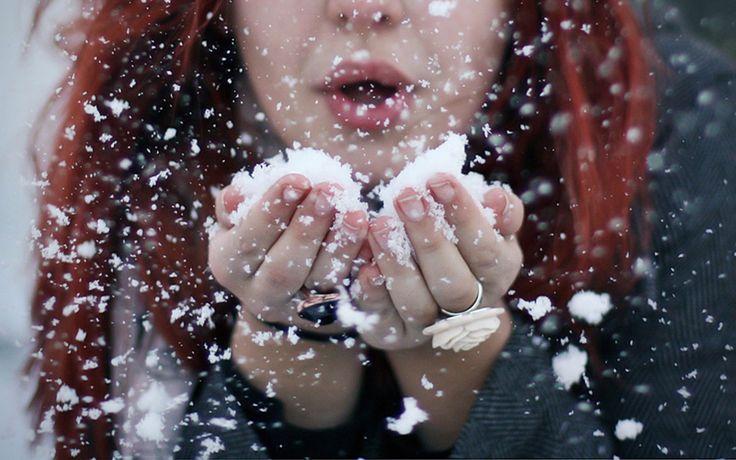 snow...la nieve