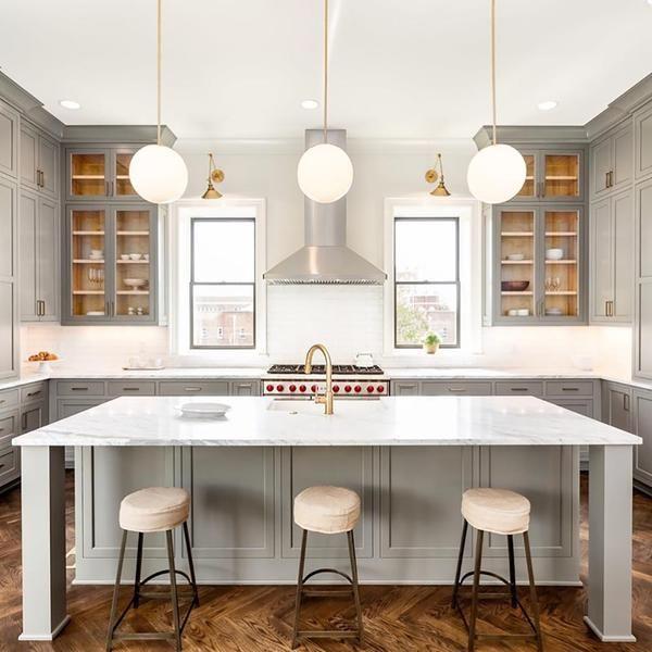 Cap Pendant 12 In 2021 Kitchen Design Contemporary Style Kitchen Kitchen Remodel