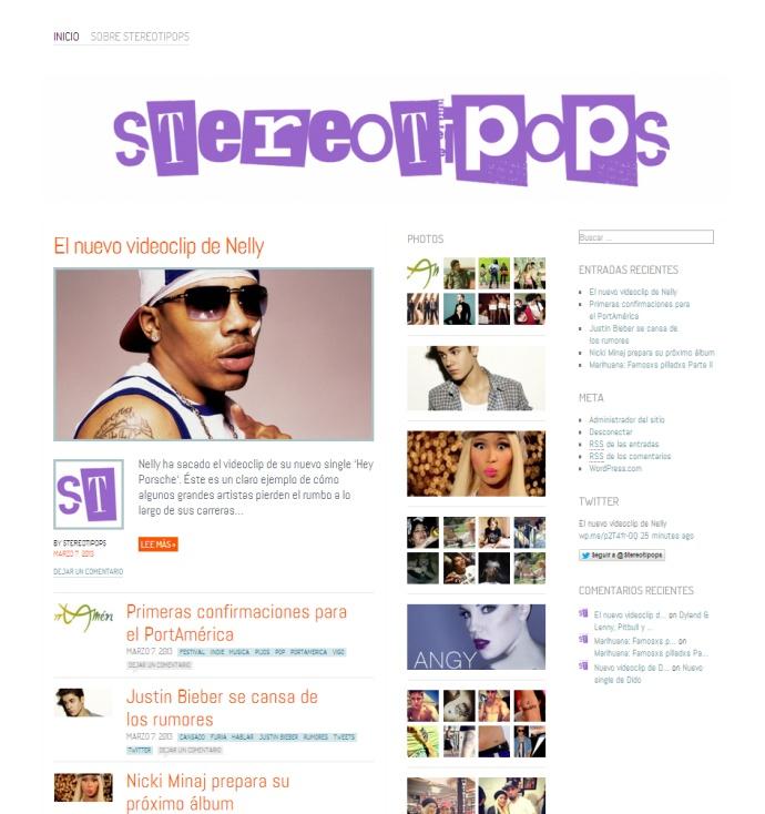 Temas WordPress ideales para Blogs de Música y Grupos Musicales