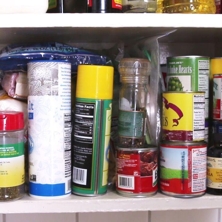 cool Hidden Kitchen Pantry... by http://www.best99homedecorpictures.xyz/kitchen-designs/hidden-kitchen-pantry/