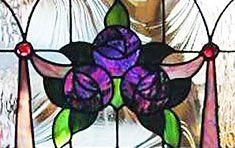 Nouveau Roses Window | Malden . Massachusetts
