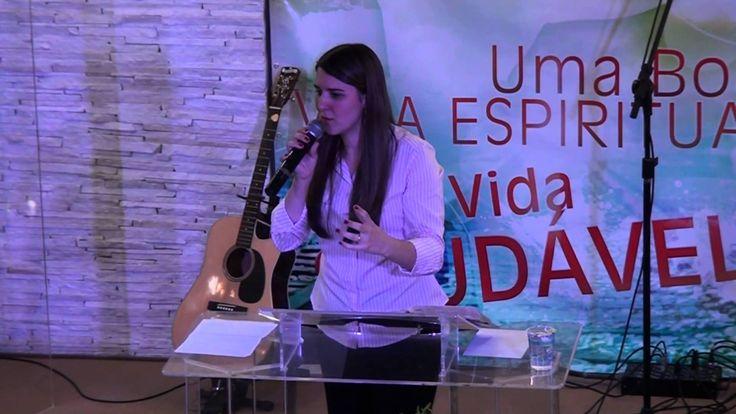 Romanos 8:28 - Pastora Priscila Rocha 24/03/2013