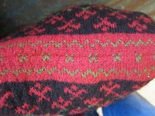 Nördic Knitting: folkdräkt