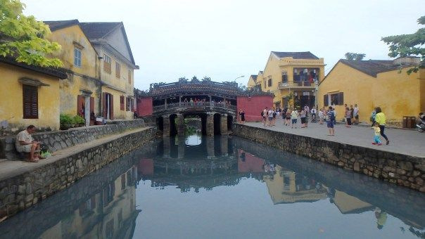 Hội An's ancient town