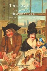La expedición de Humphry Clinker - Tobias Smollett