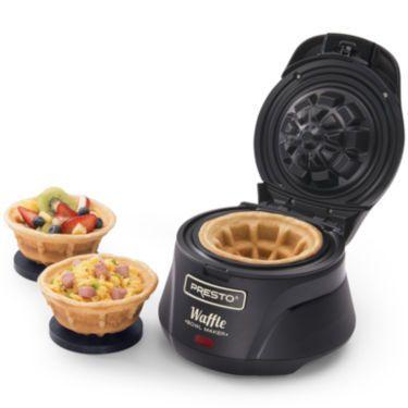 jcp | Presto® Waffle-Bowl Maker