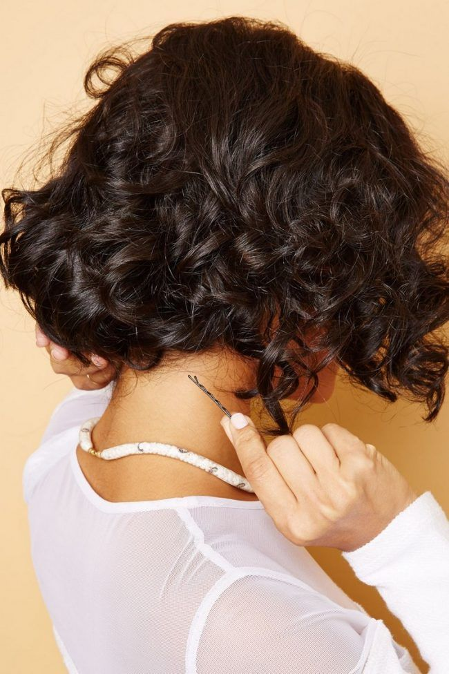 frisur-naturlocken-selber-machen-faux-bob-haarklemmen