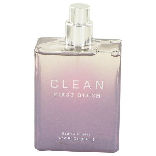 Buy Clean Clean First Blush 60ml Eau De Toilette  Women's  Perfume (Tester)  online. Shop for discount perfumes with free delivery within Australia and New Zealand. Shop for genuine women's perfumes and mens fragrances, popular skin care brands and quality cosmetics at Australia best website store eSavingsFreshScents.com.au