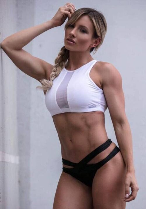 Pin by Lincoln wil on Hot Fitness Gals | Ripped girls, Fitness models ...