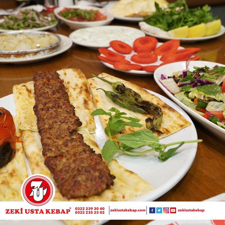 Siz acıktığınızda biz her zaman yanınızdayız...  #Adana #AdanaKebap  #ZekiUstaKebap #AloPaket  ☎️ 0322 239 30 40 (Türkmenbaşı Blv.) ☎️ 0322 235 23 02 (Kenan Evren Blv.) 🌐 www.zekiustakebap.com
