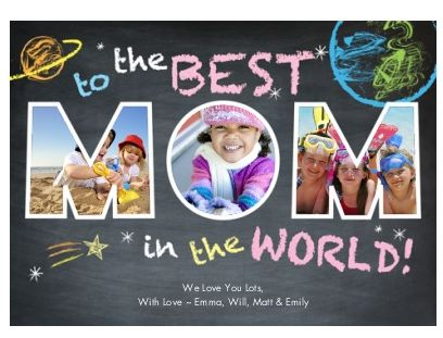 Walgreens Photo Deal: B1G1 FREE Mother's Day Cards @Walgreens #photo #mothersday