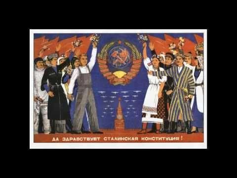 ▶ Bolszewickie plakaty propagandowe i pieśni rewolucyjne - YouTube