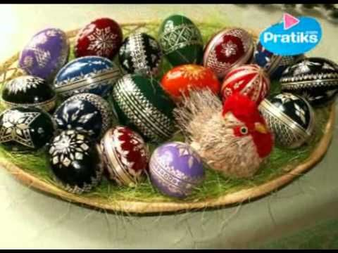 D'où viennent les œufs de Pâques ? - YouTube