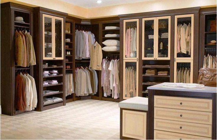 walk through clothes closets - Google Search
