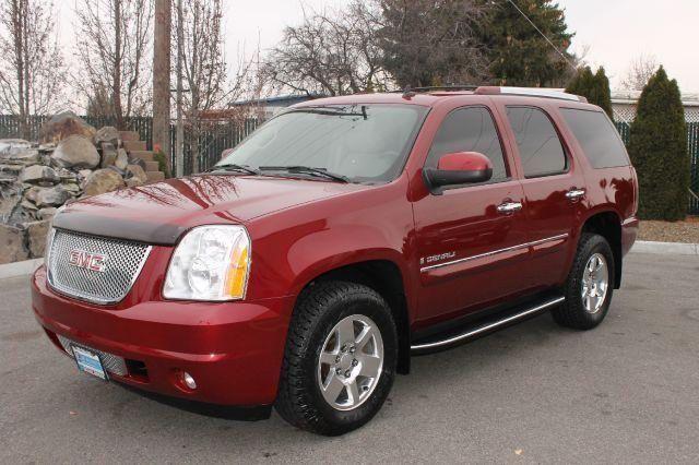 2008 GMC Yukon, 114,561 miles, $22,895.