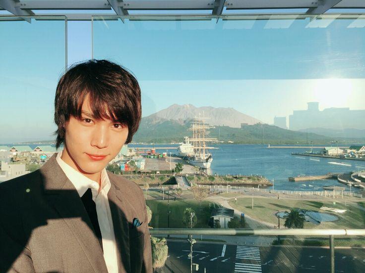 日帰りでごわす | 中川大志オフィシャルブログ Powered by Ameba