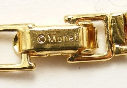 Dating monet jewelry marks