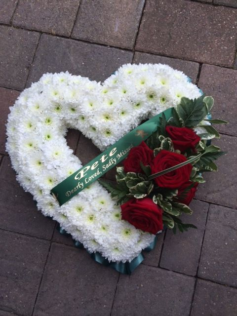 Relatively 26 best Memorial Funeral Ribbon images on Pinterest | Funeral  PI41