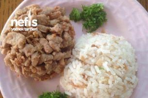 Marinesi Muhteşem Lokum Tavuk (Tavada) – Nefis Yemek Tarifleri
