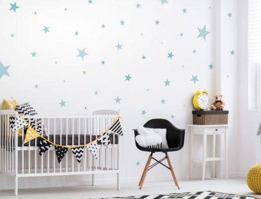 Kinderzimmer wandmotive ~ Besten wandsticker sterne für das kinderzimmer bilder auf