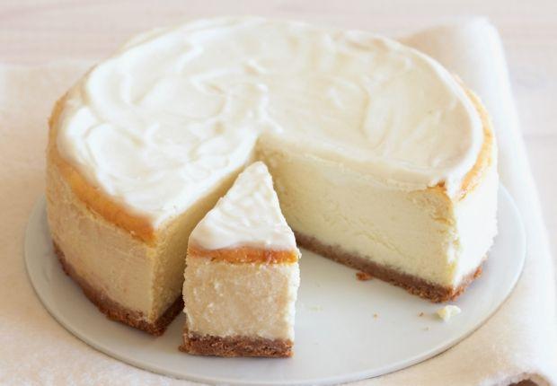 Cheesecake au jus d'agrumes