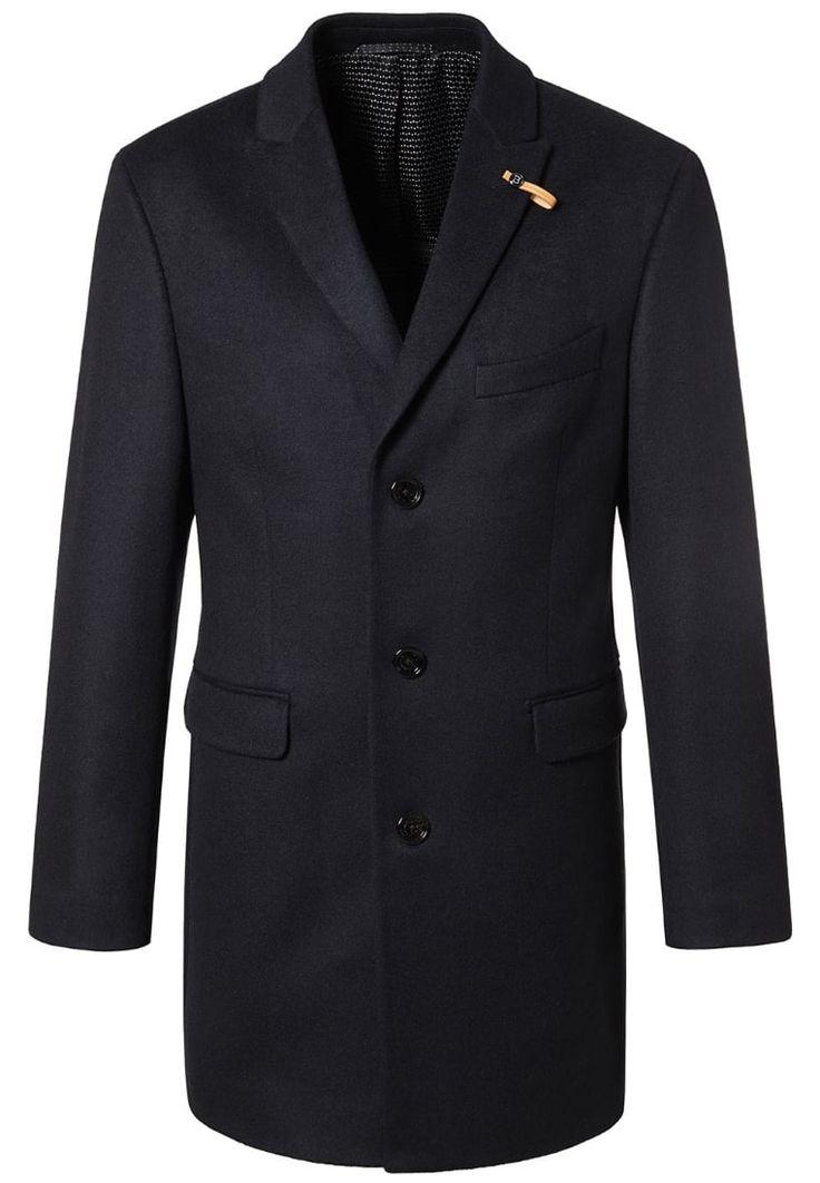 Baldessarini STARTFORD Wollmantel / klassischer Mantel schwarz Premium bei Zalando.de   Material Oberstoff: 60% Wolle, 30% Polyester, 10% Kaschmir   Premium jetzt versandkostenfrei bei Zalando.de bestellen!