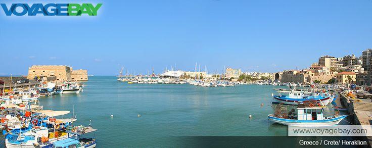 #Heraklion #port