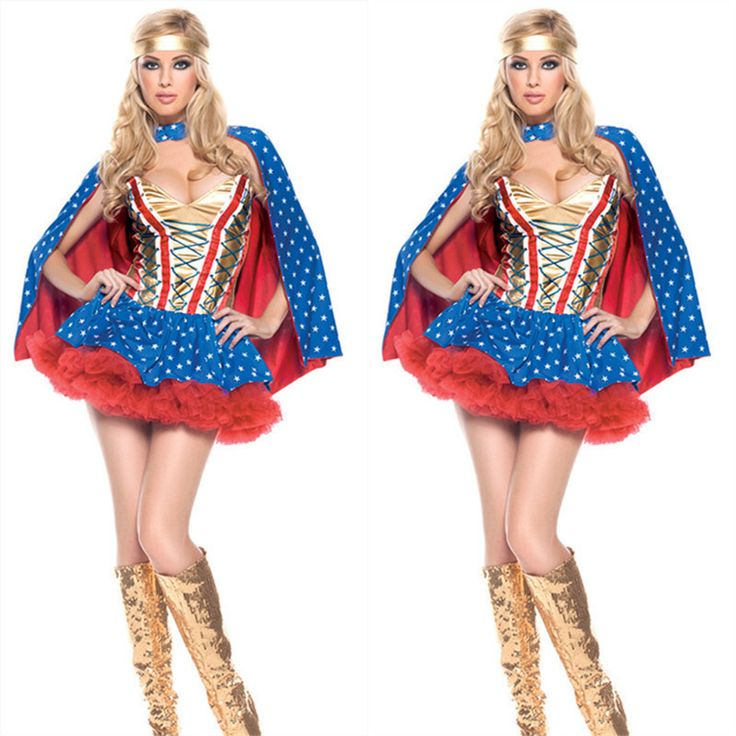 >> Click to Buy << Superman Clothing Sexy Superhero Costume Halloween Costumes For Women Adult Carnival Costume Superman Cosplay High Quality #Affiliate