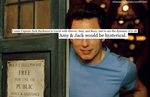 Oh yes it would be. Can you imagine what Rory would do to Jack?? Throw River in there and it would be an unforgettable episode!