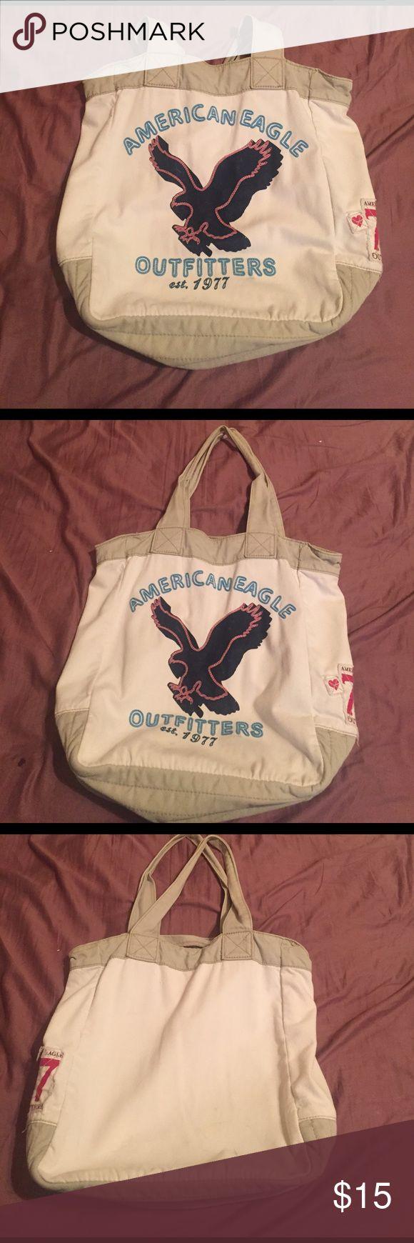 American Eagle Tote Bag American Eagle Tote Bag American Eagle Outfitters Bags Totes