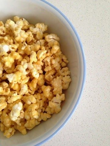 Sweet Little Pretties: Thermomix Caramel Popcorn