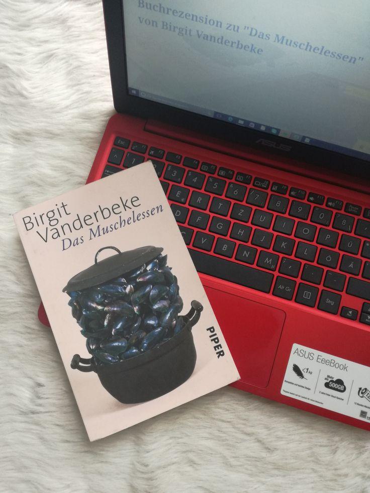 """Heute von mir eine Buchrezension zum Roman """"Das Muschelessen"""" von Birgit Vanderbeke. Zugegeben, es ist ein Pflichtroman in der Schule, von daher habe ich es nicht wirklich freiwillig gelesen, aber …"""