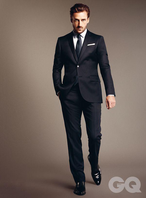 Le costume homme mode d'emploi