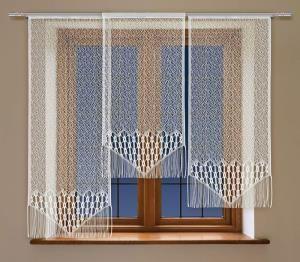 Lubisz prostotę z nutką oryginalnych motywów? Cieszysz się, gdy rodzina i przyjaciele odwiedzając Twoje mieszkanie chwalą jego wystrój i podziwiają dobrane elementy? Zatem panel okienny siatkowy to coś, czego w Twoim domu po prostu nie może zabraknąć.  Wysokość x Długość: 120x60, 140x60, 160x60 cm Kolor: biały Uwagi: #panel_na_tunelu , każda sztuka pakowana pojedyńczo kasandra.com.pl  Nie zwlekaj! Zamów go już dziś i zaskocz swoich znajomych!