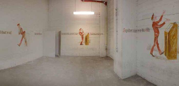 Flughafen Tempelhof: Verborgene Orte im Flughafen Tempelhof