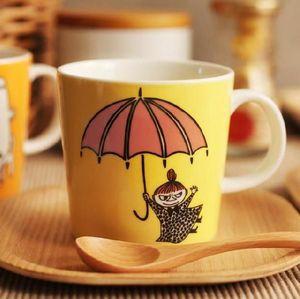 ムーミンのキャラクター、ミーのマグカップ。お母さんにあげたい誕生日プレゼント♡
