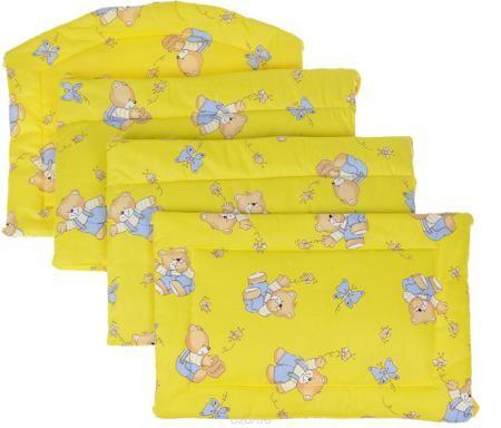 """Фея Борт комбинированный 405 Мишка цвет желтый  — 1082р. ------- Комбинированный бортик в кроватку Фея """"Мишка"""" выполнен из высококачественных материалов. Бортик крепится к кроватке с помощью специальных завязок, благодаря чему его можно поместить в любую детскую кроватку. Он защитит малыша от сквозняков, а когда ребенок подрастет и начнет вставать - от ударов при возможных падениях. Малыш с удовольствием будет разглядывать забавные рисунки, красочный бортик в кроватку выполняет эстетическую…"""