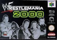 WWE WrestleMania 2000 [Nintendo 64]