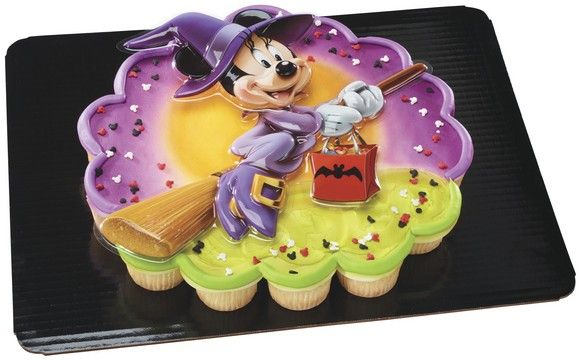Mickey and Friends Minnie Witch DecoPlac Creations from DecoPac