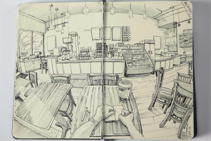 Learn Sketching for Beginners in Sketchbooks: Drawing the Everyday